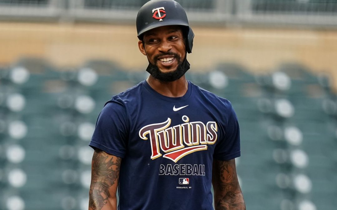 Twins Outfielder Byron Buxton Named AL Player of the Month For April