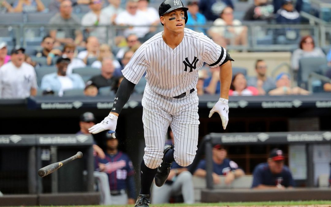Aaron Judge's Booming Bat Was Double Trouble | Yankee Injuries Have Left Him Dolo