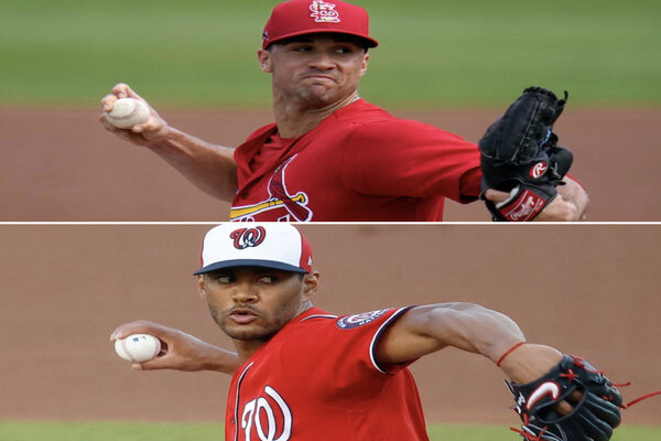 MLB Bro Clash: Joe Ross vs. Jack Flaherty Pitcher's Duel Was One-Sided