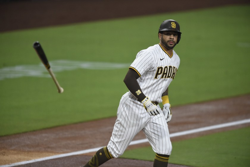 Tommy Pham's Bat Is Wide Awake & Just In Time To Keep The Padres In The Race