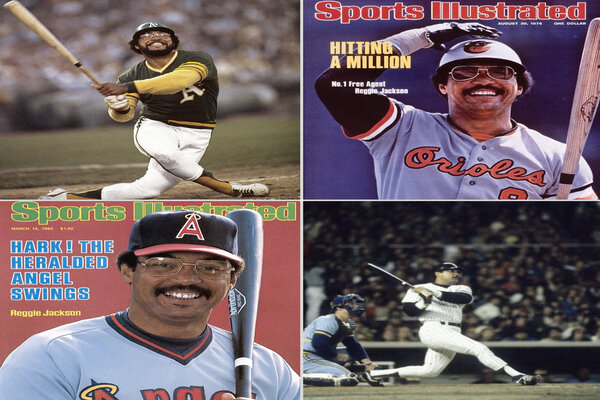 The Incomparable Reggie Jackson Celebrates 75th Birthday  Nobody Was Clutch Like Mr. October