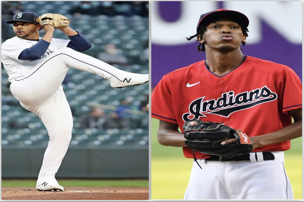 Black Knight Face Off: Triston McKenzie and Justus Sheffield Clash On The Bump