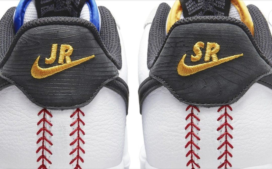 The Griffey Jr. and Sr. Air Max 1 Honors Baseball's Royal Family