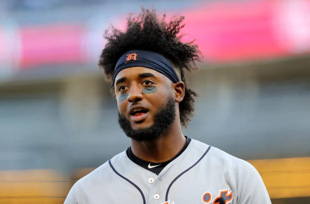 The Detroit Tigers Let Niko Goodrum Do Him & It's Working
