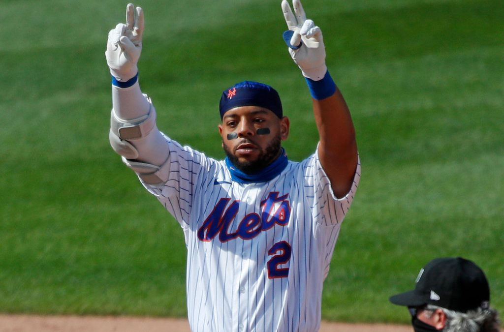Dominic Smith Is A Work In Progress