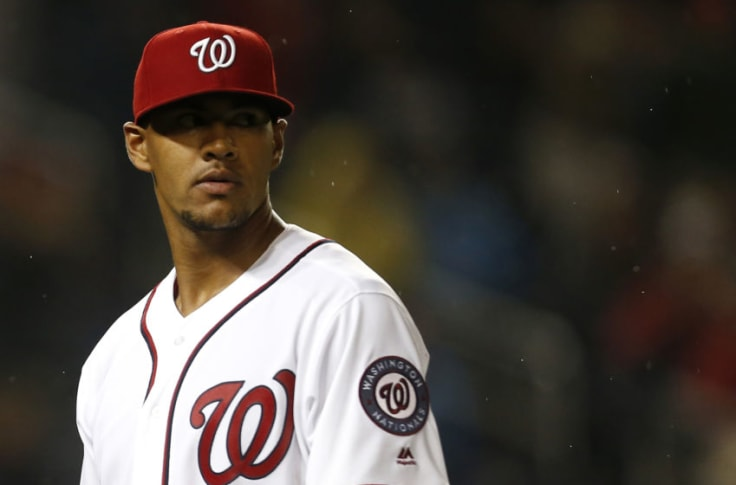 With Max Scherzer Gone, Joe Ross Is The Boss Pitcher In DC