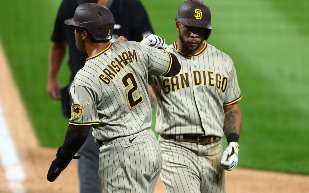 Grisham & Pham Are Ministers of Defense Leading Padres To First Place In The NL West