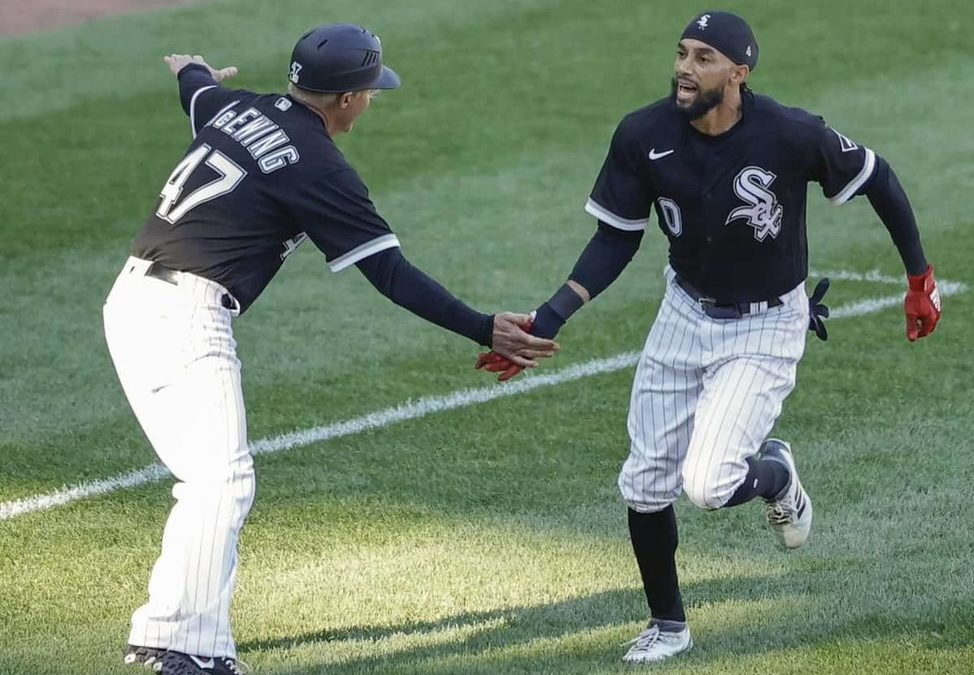 Billy 'The Slid' Hamilton Is Back   Just In Time To Help The White Sox Wreak Playoff Havoc On The Bases