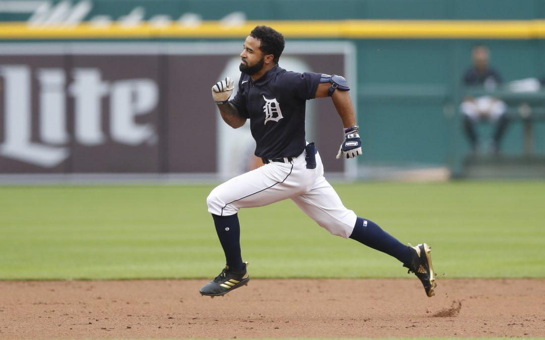 Derek Hill Has Next   Detroit Tigers MLBbro On The Rise