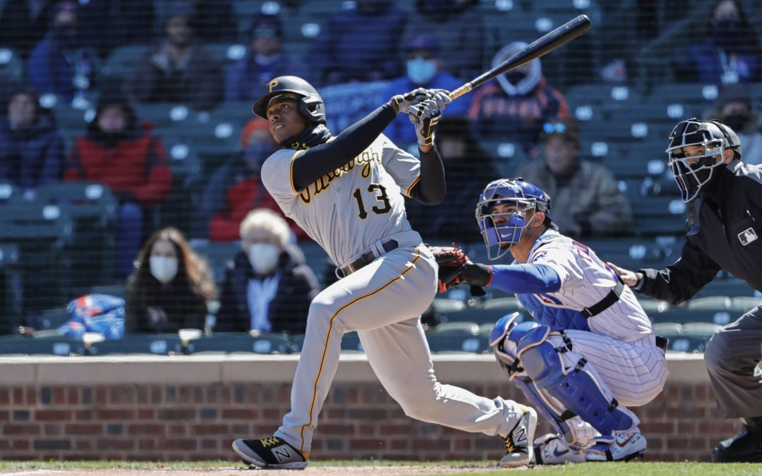 Ke'Bryan Hayes Expected To Rejoin Pirates Thursday Barring Setback