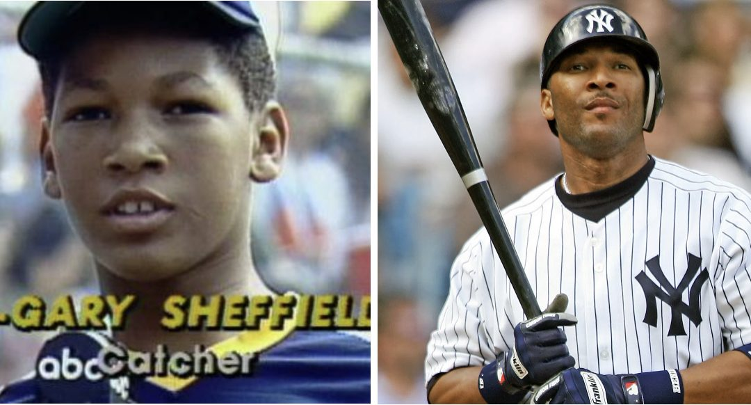The Little League World Series Conjures Memories Of Gary Sheffield In 1980