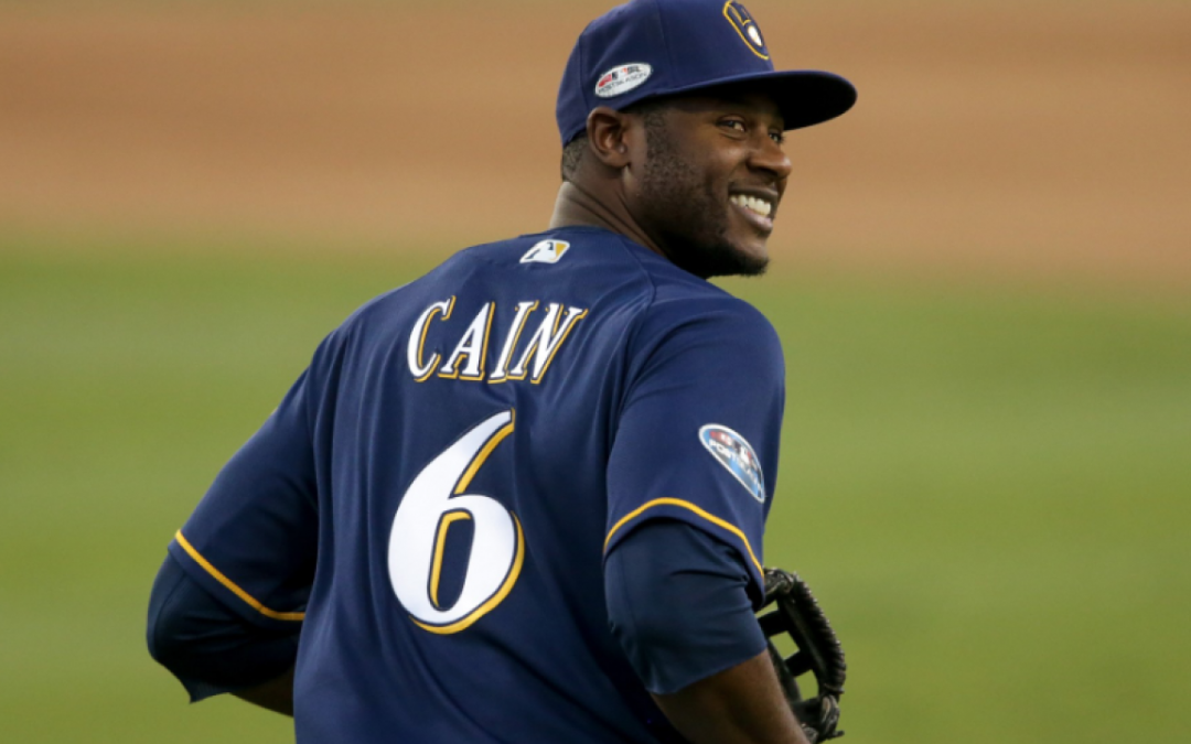 MLBbros Lorenzo Cain & Jackie Bradley Jr. Are WS Champs Seeking Another With Brew Crew