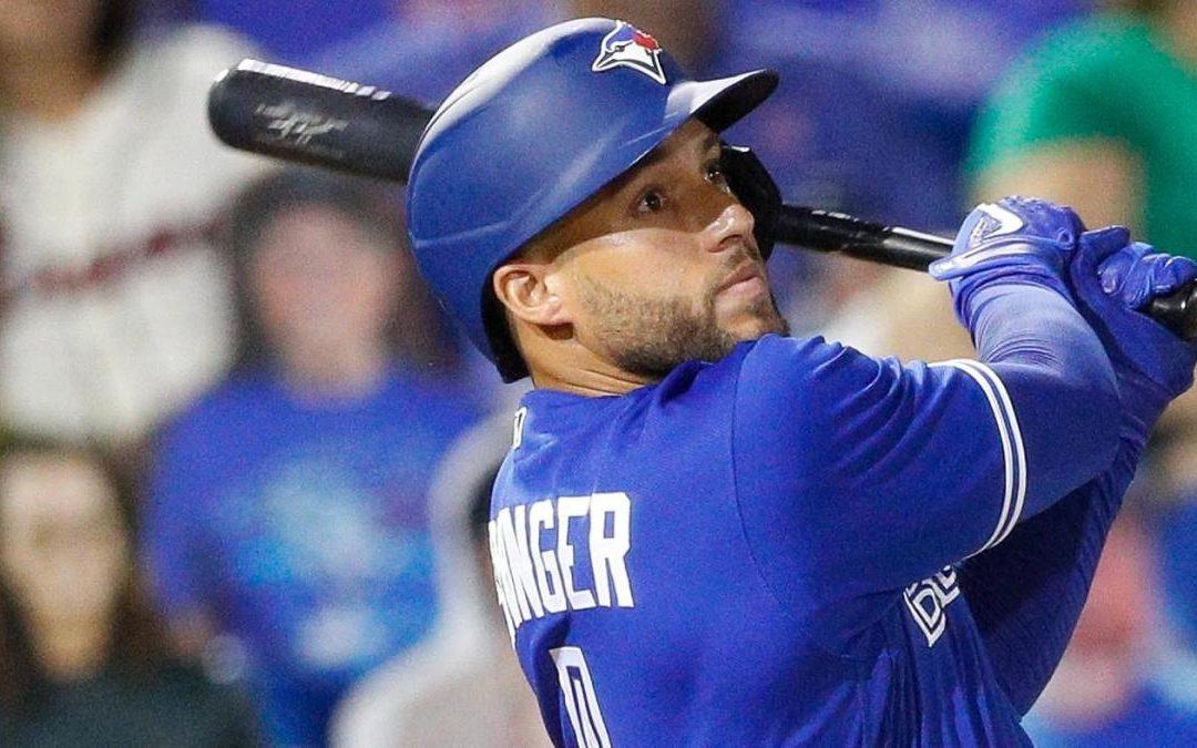 The Blue Jays Need George Springer To Wrap Up This Wild Card| He's The X-Factor In A Crucial Spot