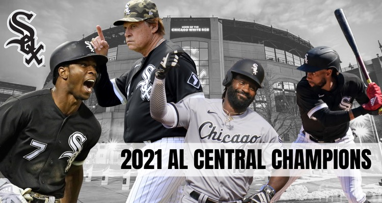Chicago White Sox Clinch AL Central | Interview With Billy Hamilton