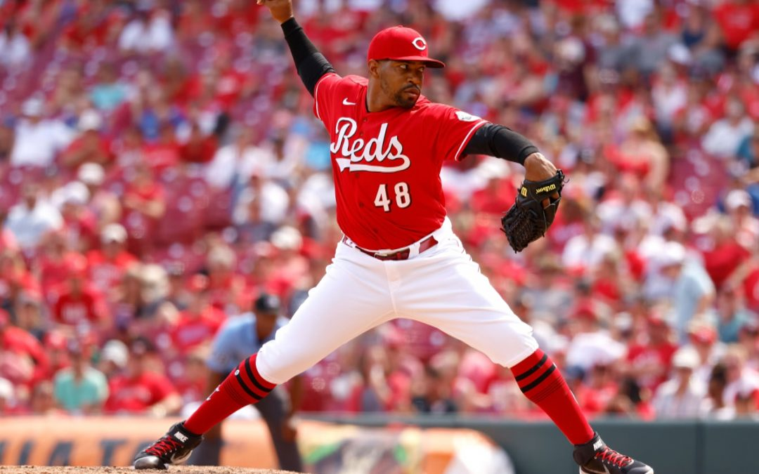 Mychal Givens Is A Strikeout Master Who Helps Make Reds A Problem In Postseason