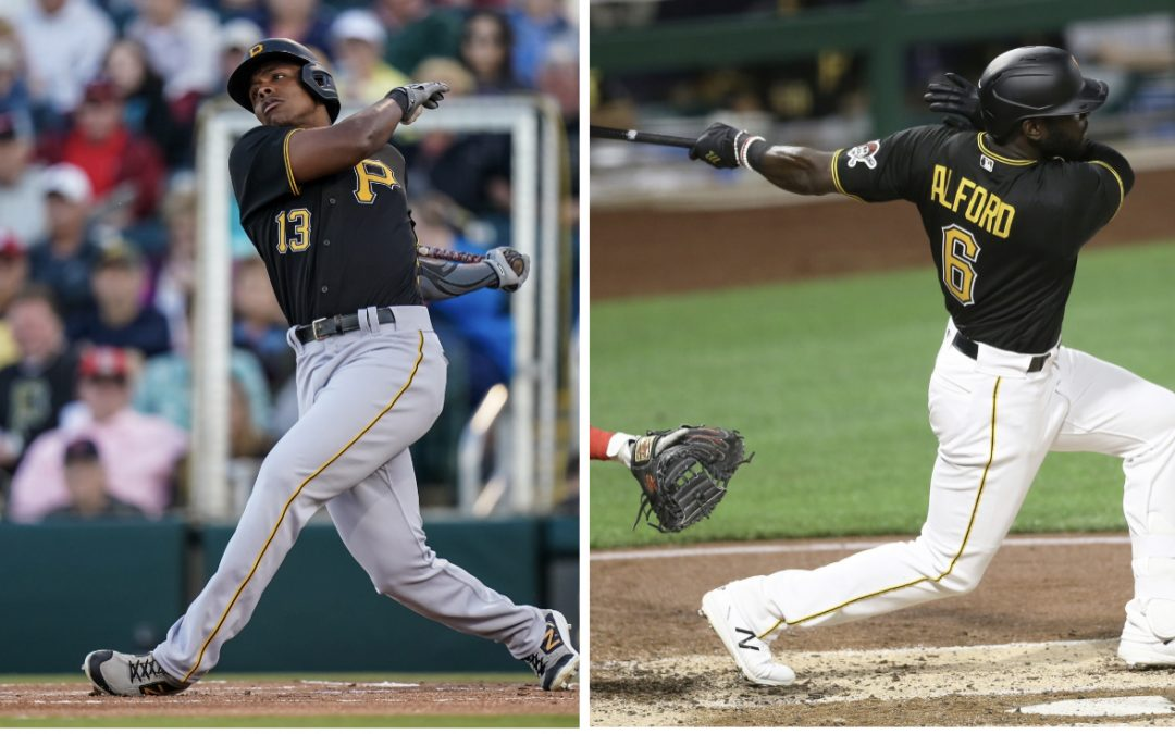 Ke'Bryan Hayes & Anthony Alford Are The Soul Patrolling Pieces Of Pirates Rebuild