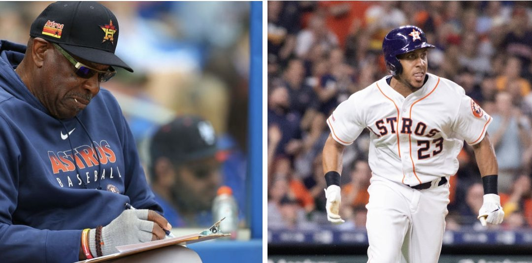 Dusty Baker & Michael Brantley Put The MLBbros In Control| Baker's Boys Go Up 1-0 In ALDS