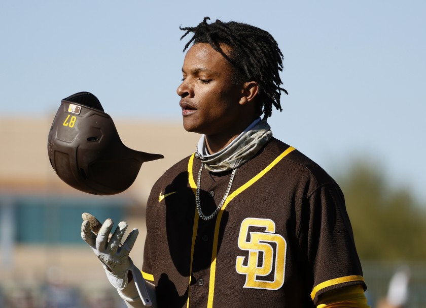Top Prospect CJ Abrams Can Boost Padres Offense