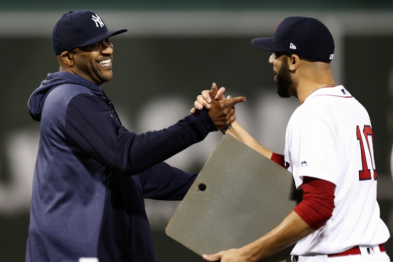 What Is A Black Ace? | CC Sabathia Blesses David Price With Some Brotherly Drip