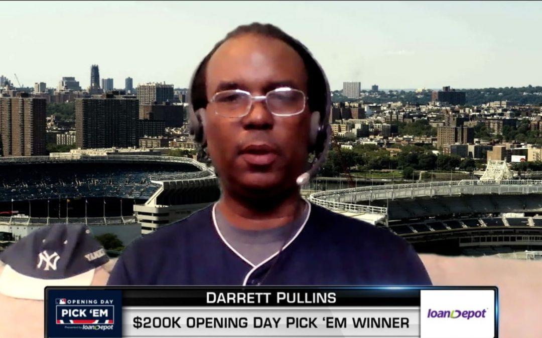 Bro Betting Baseball: Professor Secures 200K Bag Picking Opening Day MLB Games