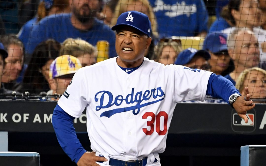 No Mission Is Impossible For Dave Roberts
