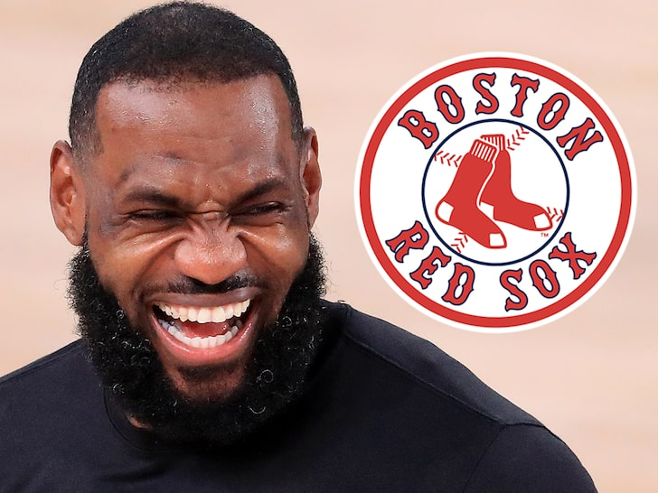 LeBron James Diversifies Red Sox Ownership As Baseball Unites Against Voter Suppression