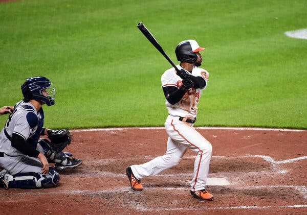 CM Storm Making Strong Case To Become Charm City's First Black All-Star Since Adam Jones