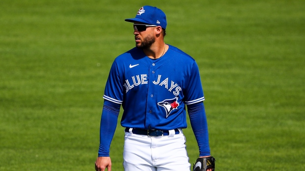 George Springer Makes Toronto Blue Jays Debut | Return Of The Game's Best Leadoff Hitter