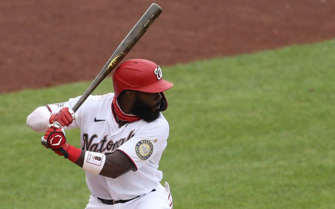 Josh Harrison Reportedly Among Nats Players In COVID-19 Protocols
