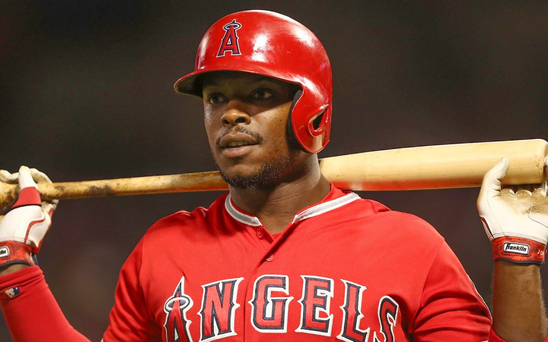 The Holy Ghost Meets Justin Upton's Bat | Since Moving To Leadoff His Stick Is Flames