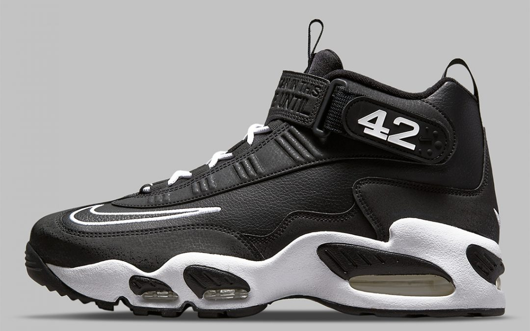 The New Nike Air Griffey Max 1 Honors Jackie Robinson