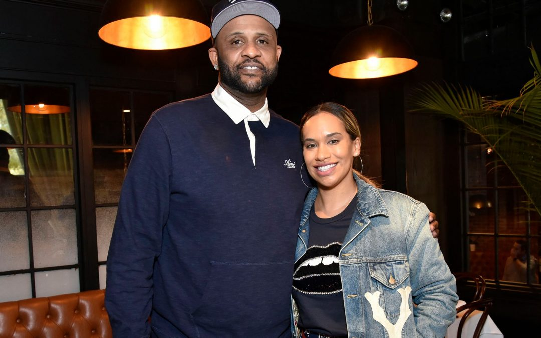 CC Sabathia's Wife Amber Becomes A Baseball Agent With Creative Artists Agency