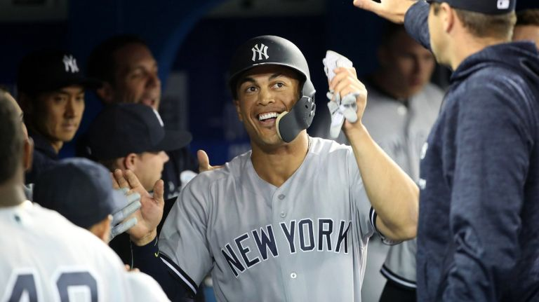 Yankees Fans Finally Get Their Man| Stanton And His Big Bat Are In The Building