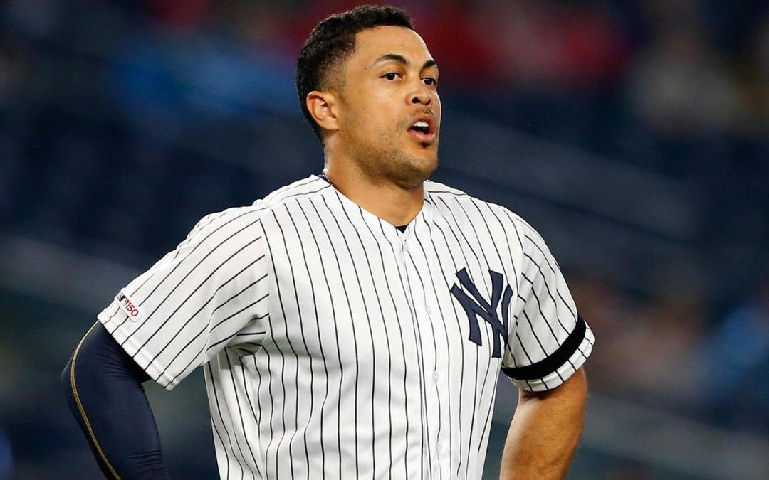 Just When He Gets Rolling, Giancarlo Stanton Is On The Shelf Again