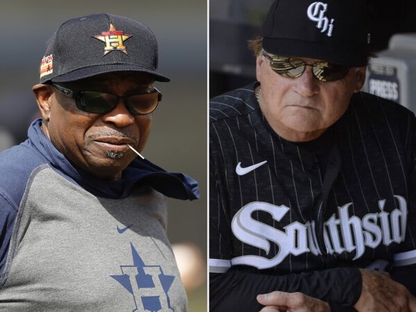 Dusty Baker & Tony La Russa | First Face Off Between Two 70-Year-Old Managers In MLB History