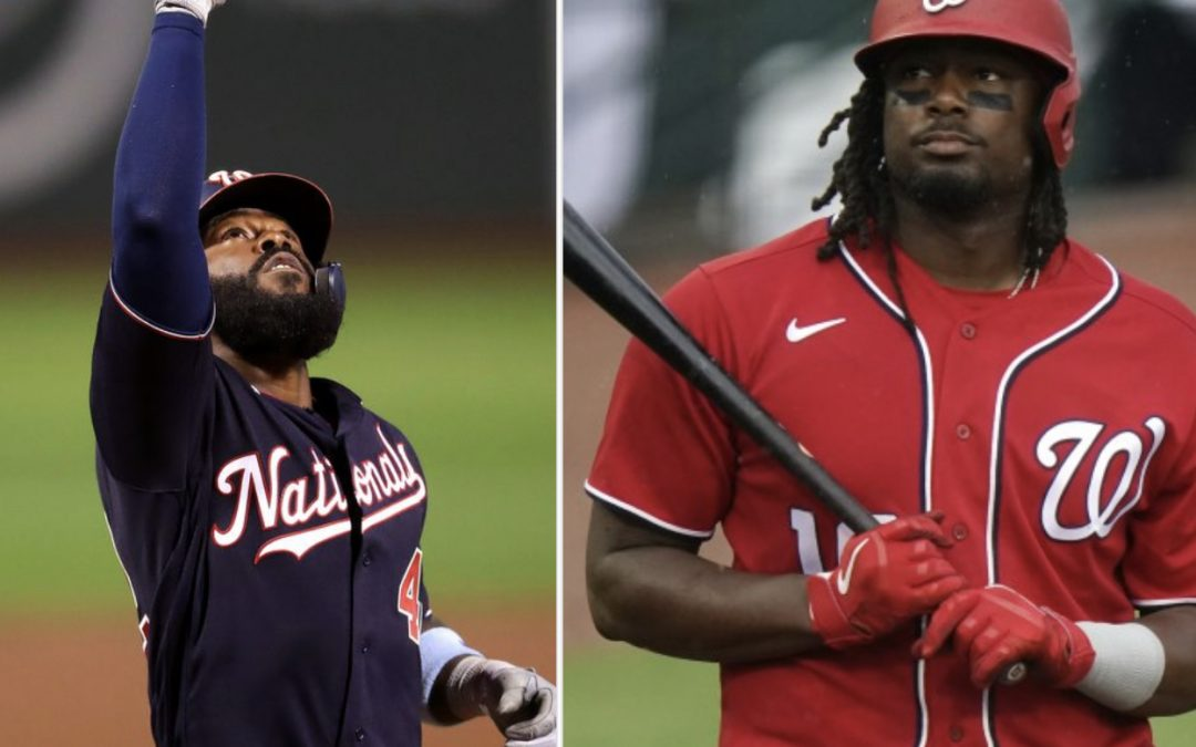 Nats Need Bell & Harrison To Spark Offense Starting In Philly | Last Place Is A Bad Look