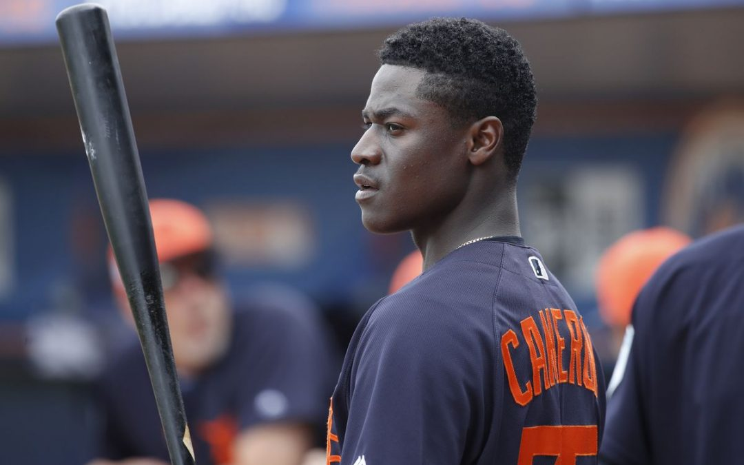 Daz Cameron Is Still Applying Pressure To MLB Pitchers | The Tigers Rookie Is Regulating