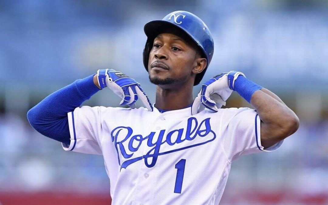 Putting In Work For The Kansas City Royals Is Old Hat For Jarrod Dyson