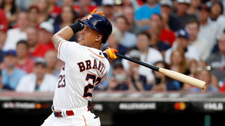 Michael Brantley's In A Class By Himself | 'The Professional' Masters The Art Of Hitting