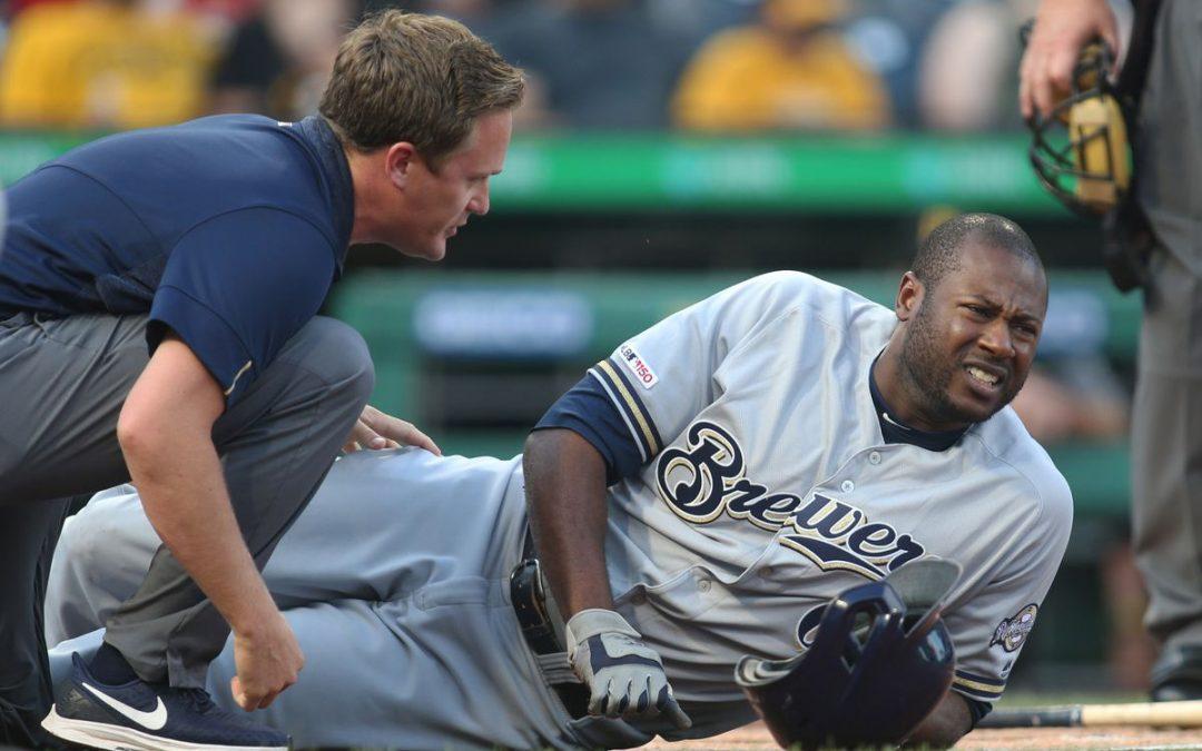 Lorenzo Cain Can't Shake The Injury Bug & It's Messing Up His Season