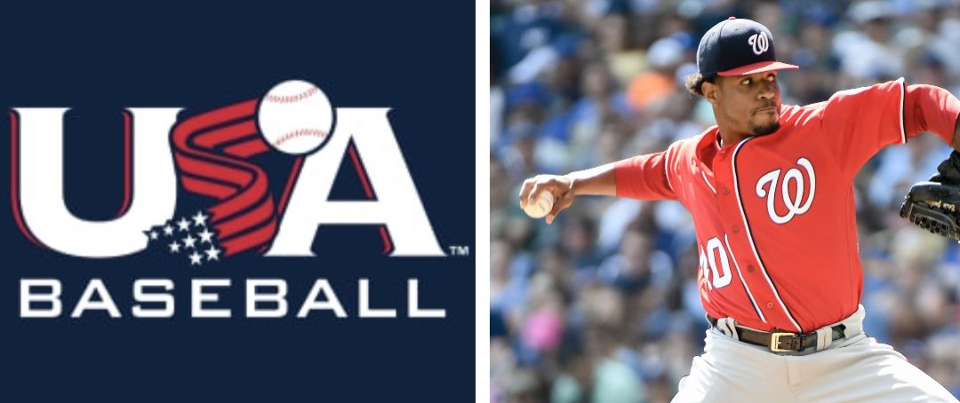 Edwin Jackson Is Team USA All The Way | For The Love Of The Game