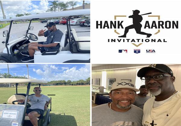Black Baseball Leadership & Legacy Bless The Hank Aaron Invitational | Bros In The Building