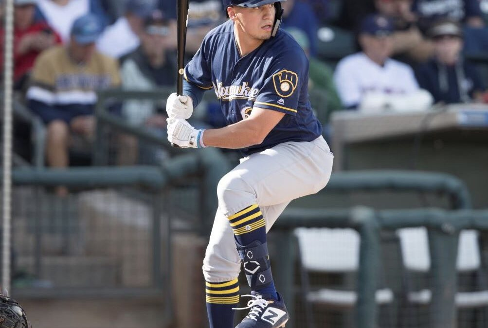 Tyrone Taylor Is Planting His Flag In The Major Leagues