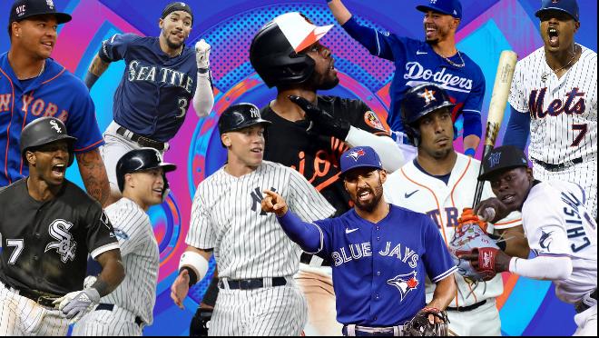 Turnt Up 10 | Top Black & Brown Bros Through First Half Of  2021 MLB Season