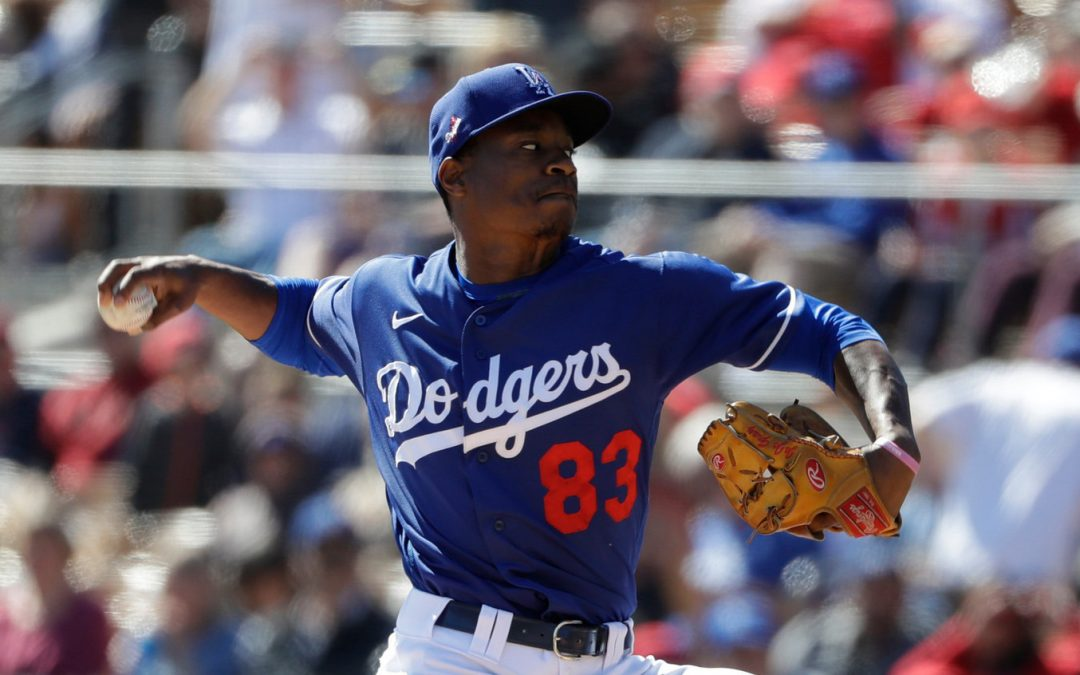 There's A Brother On The Rubber In LA | Josiah Gray Time For The Dodgers