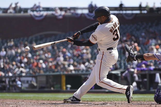 Lamonte Wade Jr. Is No Longer A Maybe   He's An Impact MLBbro