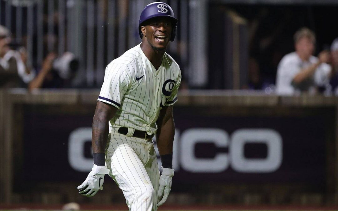 Tim Anderson's Coming Out Party on Baseball's Field Of Dreams