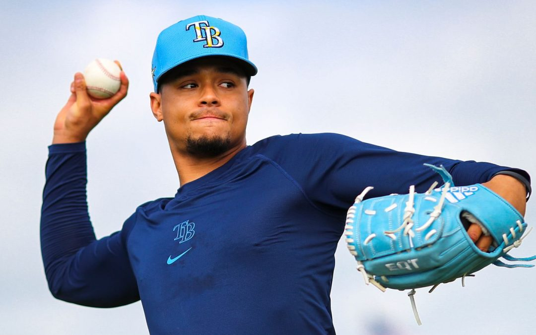 Tampa Bay Rays Pitcher Chris Archer Is On The Comeback Trail Again