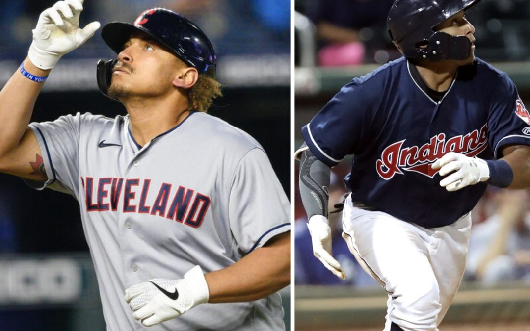 Brothers Ballin'   Bo Naylor Is On The MLB Fast Track To Join Brother Josh In Cleveland