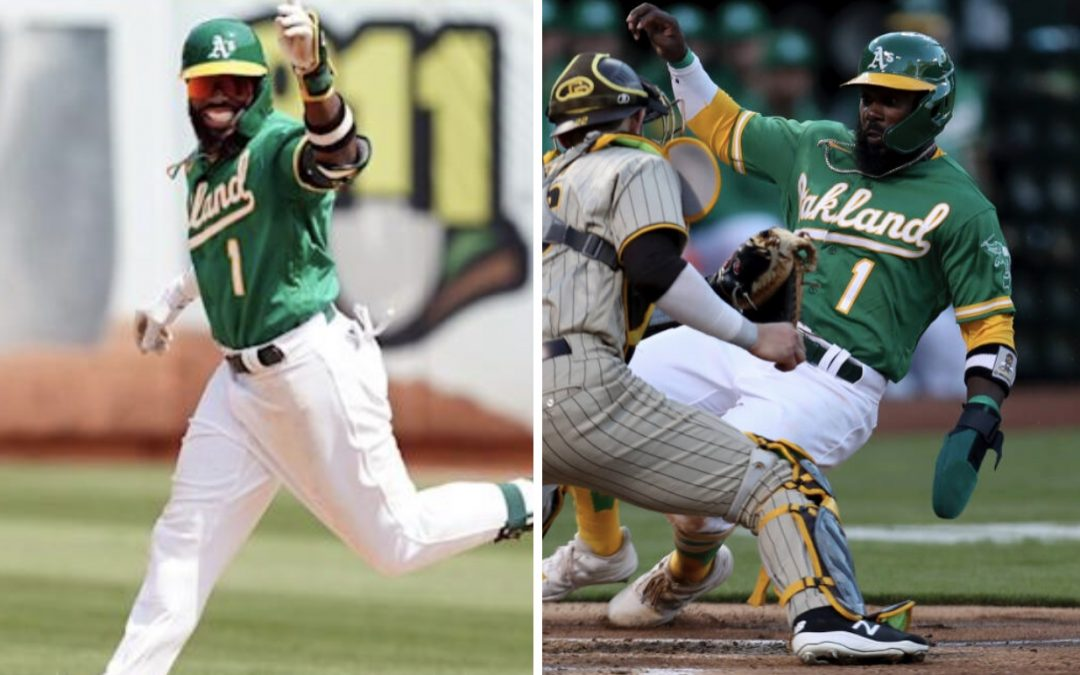 FULL COUNT | Exclusive Interview With Oakland A's Josh Harrison
